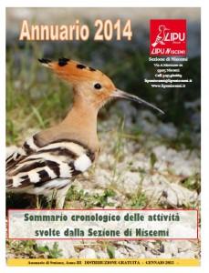 annuario 2014 copertina