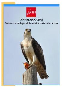 annuario copertina 2013