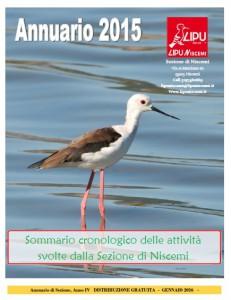 copertina 2015 annuario