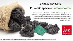 carbone verde locandina