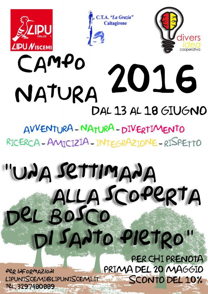 campo natura 2016